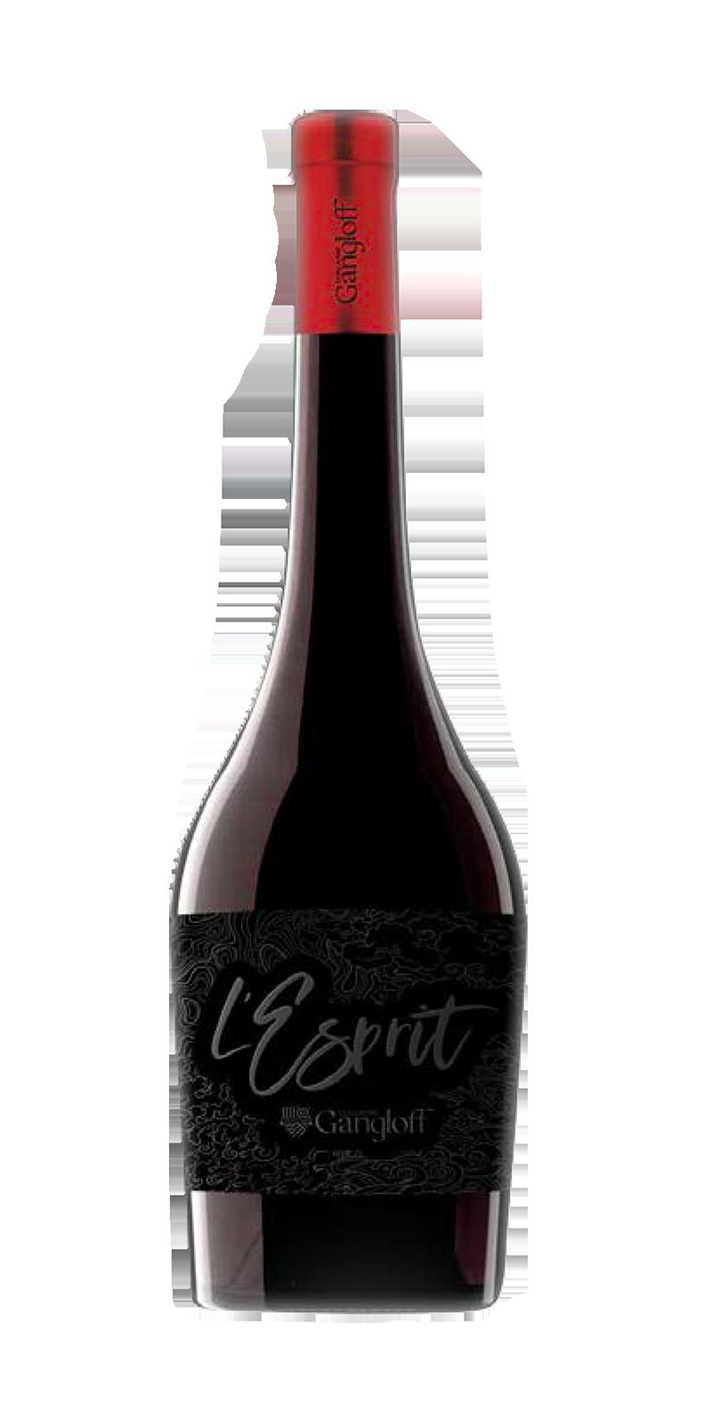 Esprit | Rouge Guillaume GANGLOFF