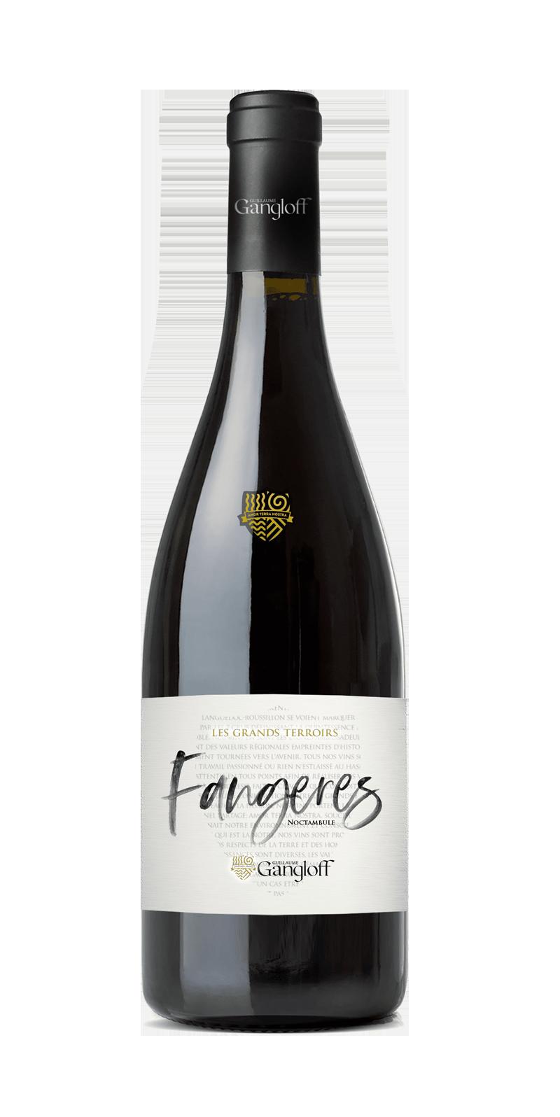 FAUGÈRES | Noctambules Guillaume GANGLOFF